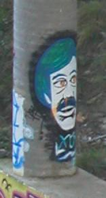 larry wall graffiti